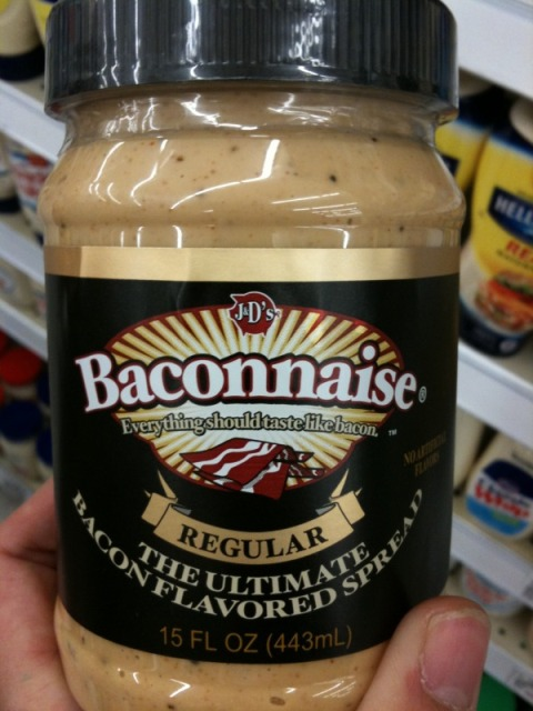 Because Everything Should Taste Like Bacon