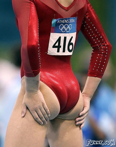 Why Men Love Gymnastics
