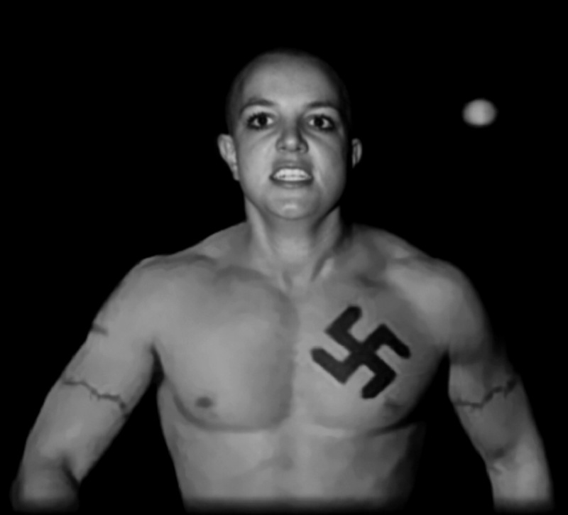 Britney Spears American History X