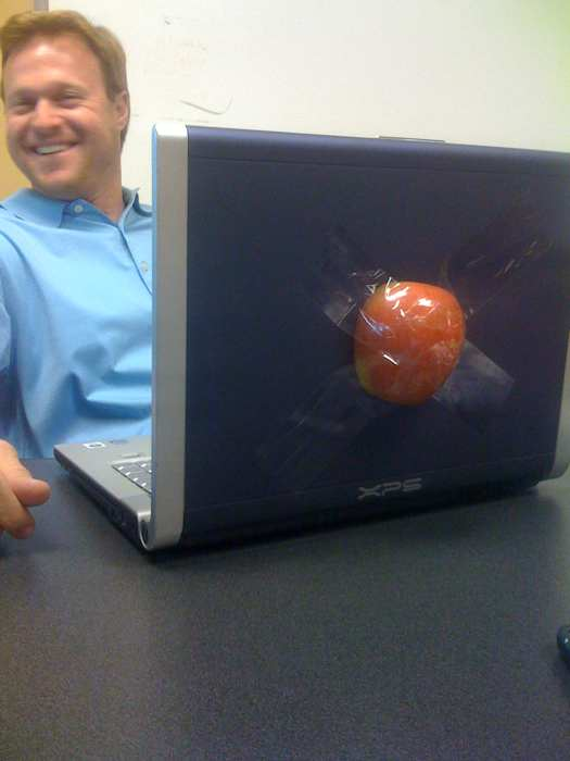 Check Out My New Macbook Apple