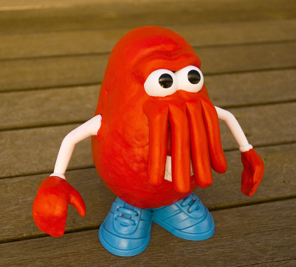 Dr Zoidberg  Potato Head
