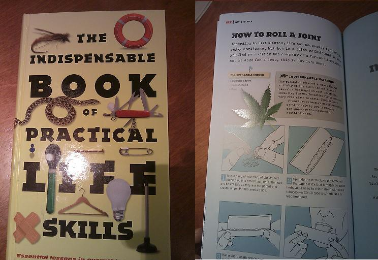 Practical Life Skills Book Joint