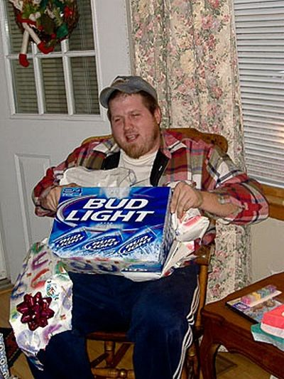 Bud Light Redneck Christmas