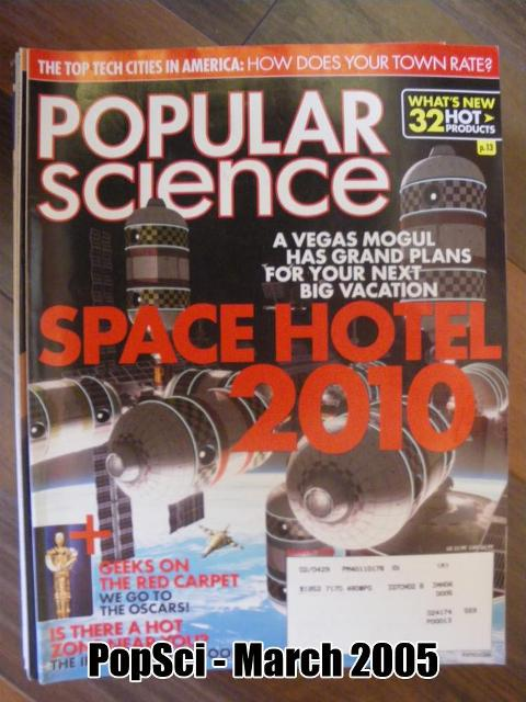 Space Hotel 2010