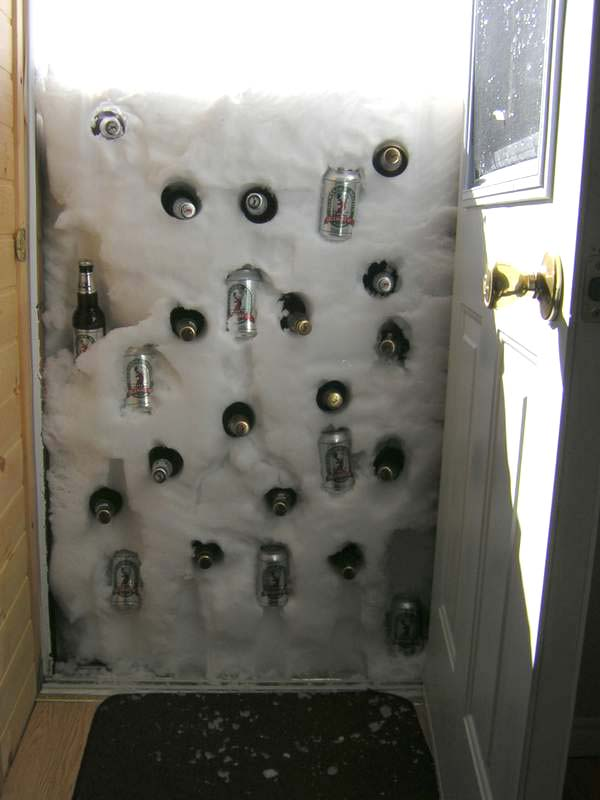 Snow Door Beers Celebrate Party