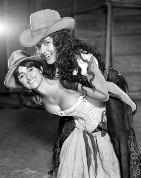 Brokeback Mountain 2 Salma Hayek Penelope Cruz