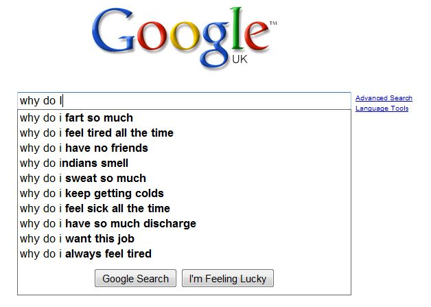 Google Suggestions Why Do I Fart So Much