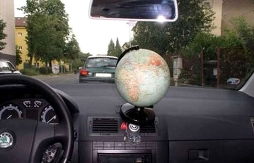The Original Dashboard GPS