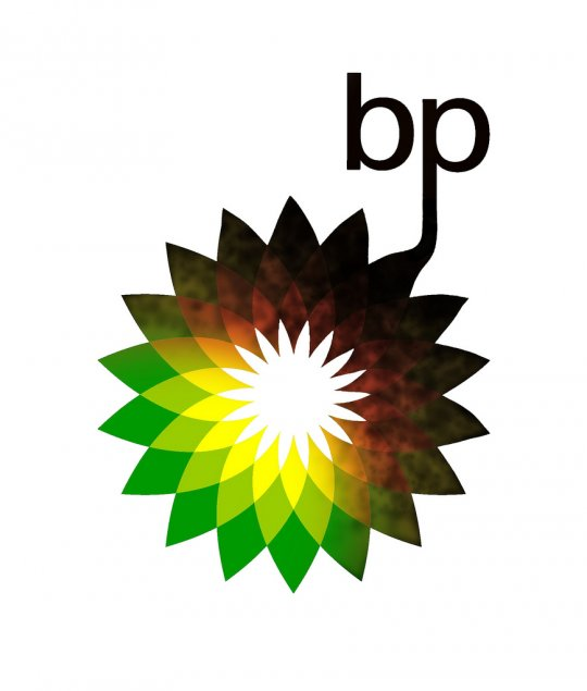 BP Oil Spill New Logo