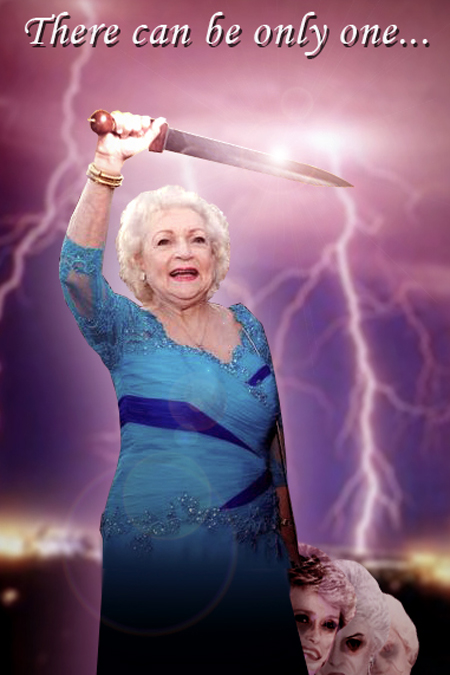 Betty White Golden Girls Can Only Be One