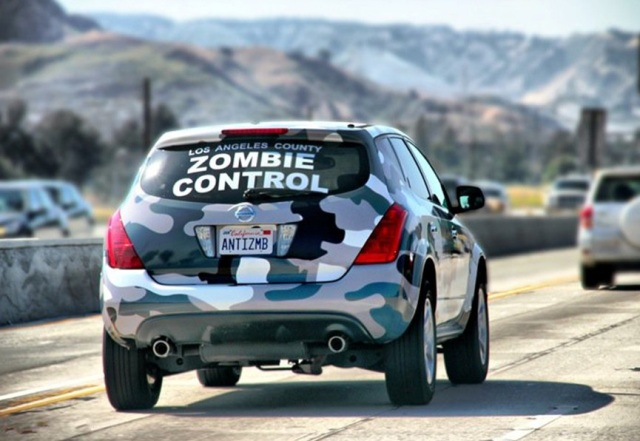 Los Angeles Zombie Patrol