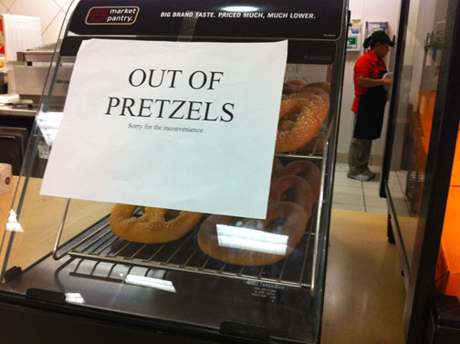 Out of Pretzel Dont Believe You