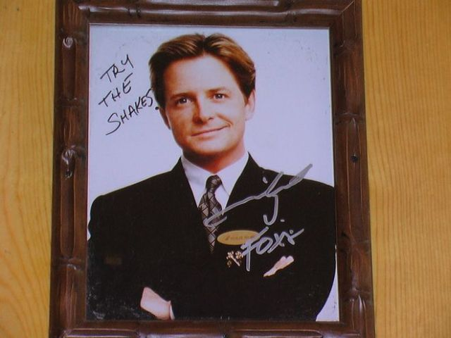 Michael J Fox Says Try The Shakes