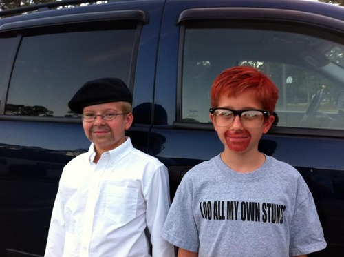 mythbusters kids halloween costume