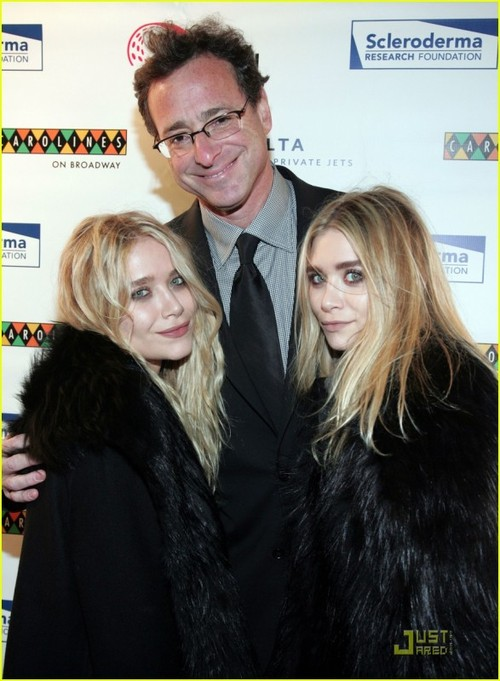 Olsen Twins and Bob Saget Cool Comedy
