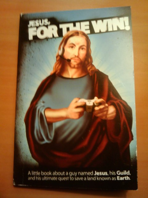 Jesus For The Win Book