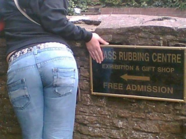 Free Admission Sign