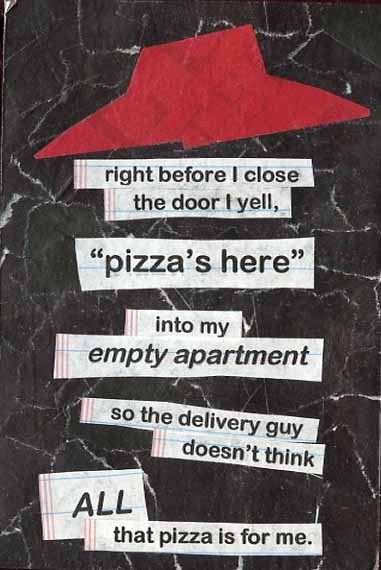 for ever alone pizzas here pizzahut