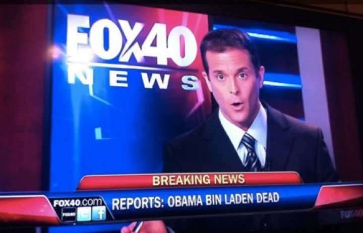 Fox News Obama Bin Laden Dead