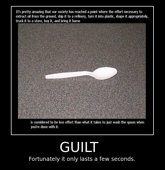 Guilt Spoon Motivational