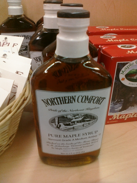 Northern Comfort Maple Syrup