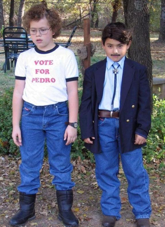 Pedro and Napolean Kids
