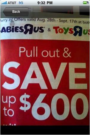 Pull Out Save 600 Dollars Babys Toys R US