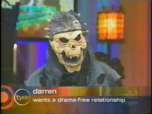 Darren Wants Drama Free Relationship